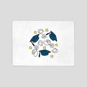 Graduation Day 5'x7'Area Rug