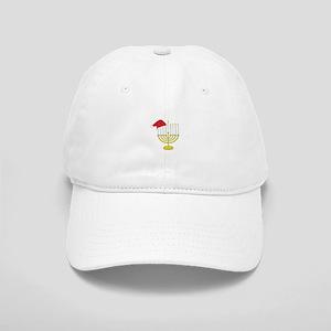 Hanukkah And Christmas Baseball Cap