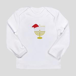 Hanukkah And Christmas Long Sleeve T-Shirt