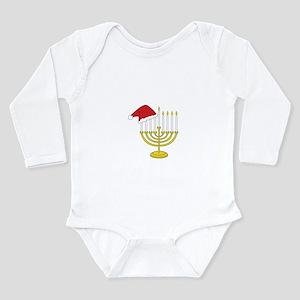 Hanukkah And Christmas Body Suit