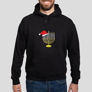 Hanukkah And Christmas Hoodie