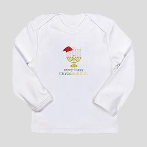 Chrismukkuh Long Sleeve Infant T-Shirt