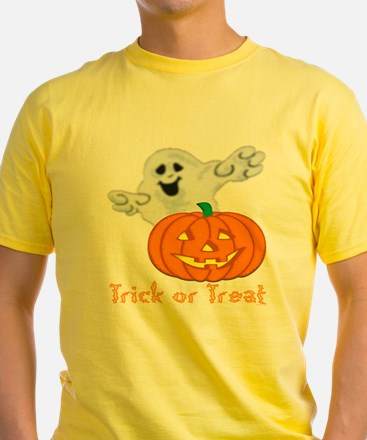 """Trick or Treat"" T-Shirt"