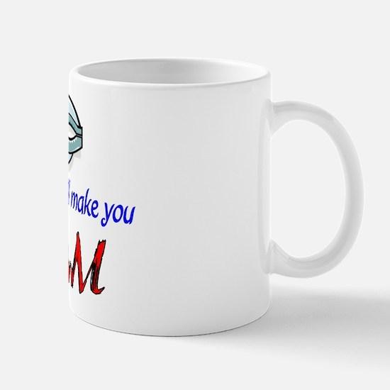 Kegel Scream Big Mug