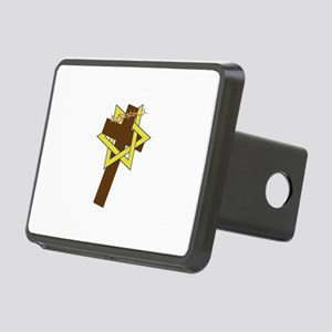 Star And Cross Hitch Cover