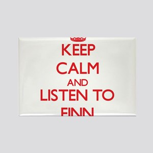 Keep Calm and Listen to Finn Magnets