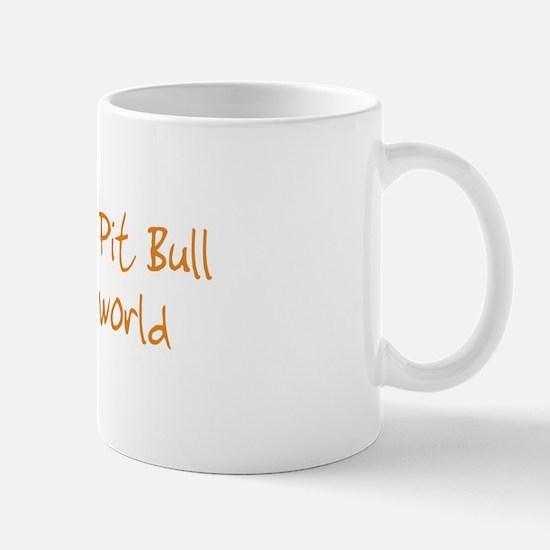 Save The Pit Bull.. Mug