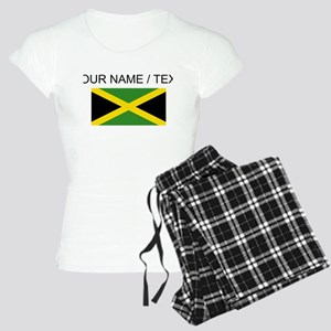 Custom Jamaica Flag Pajamas