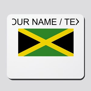 Custom Jamaica Flag Mousepad