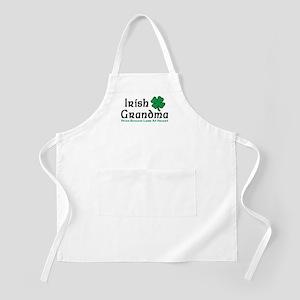 Irish Grandma BBQ Apron