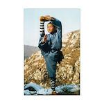 Shaolin Temple Mini Poster Print