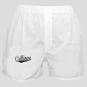 Calliope, Retro, Boxer Shorts