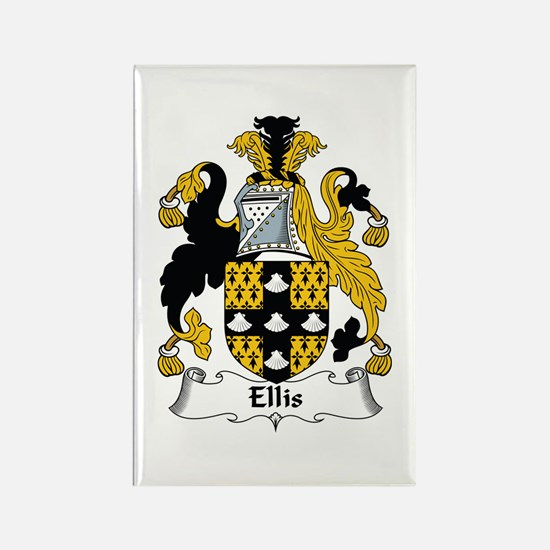 Ellis Rectangle Magnet