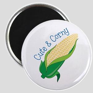 Cute Corny Magnets