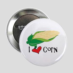 """I Love CorN 2.25"""" Button"""
