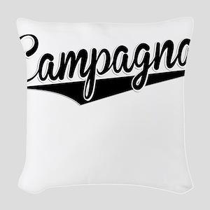 Campagna, Retro, Woven Throw Pillow