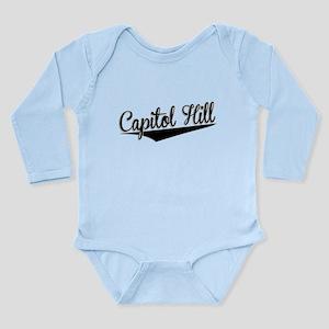 Capitol Hill, Retro, Body Suit