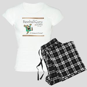 Baseball Guru Women's Light Pajamas