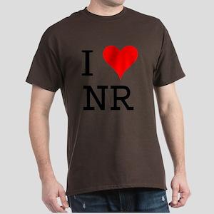 I Love NR Dark T-Shirt