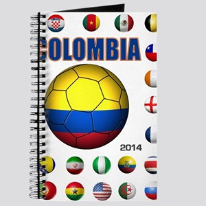 Colombia futbol soccer Journal
