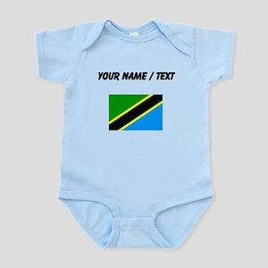 Custom Tanzania Flag Body Suit