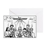 SubGenius Worship Greeting Cards (Pk of 10)