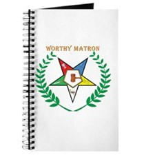 OES Worthy Matron Journal