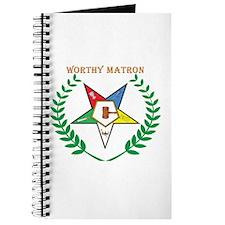 OES Worthy Matron Journal