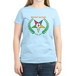 OES Worthy Matron Women's Light T-Shirt