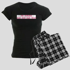 eatmeoutfirst Pajamas