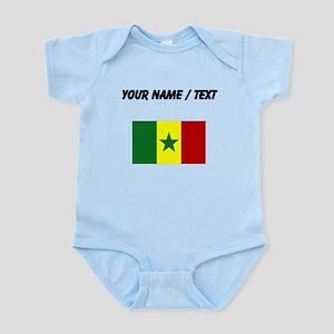 Custom Senegal Flag Body Suit