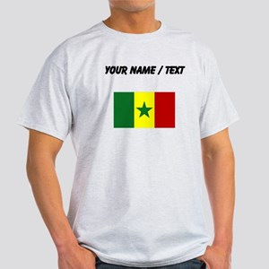 Custom Senegal Flag T-Shirt