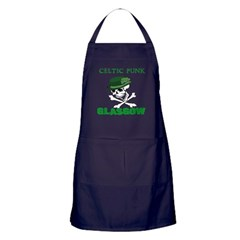 Celtic Punk Glasgow Apron (dark)