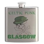 Celtic Punk Glasgow Flask