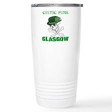 Celtic Punk Glasgow Travel Mug
