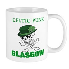 Celtic Punk Glasgow Mugs