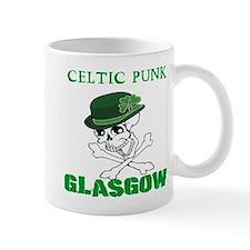 Celtic Punk Glasgow Mugs
