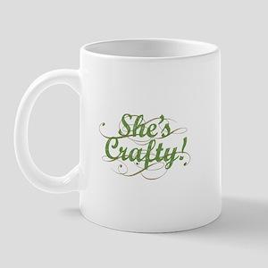 She's Crafty Mug