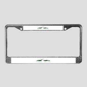 GreenGreen License Plate Frame