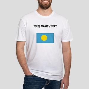 Custom Palau Flag T-Shirt