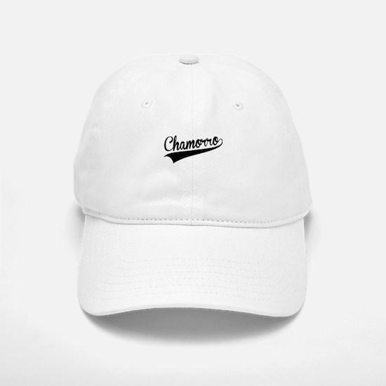 Chamorro, Retro, Baseball Baseball Baseball Cap