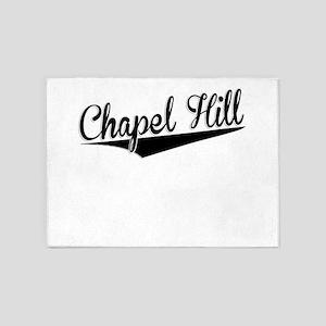 Chapel Hill, Retro, 5'x7'Area Rug