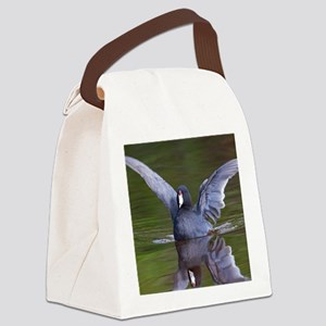Coot Canvas Lunch Bag