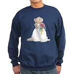 A Hamster Bride Sweatshirt (dark)