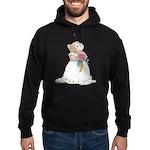 A Hamster Bride Hoodie (dark)