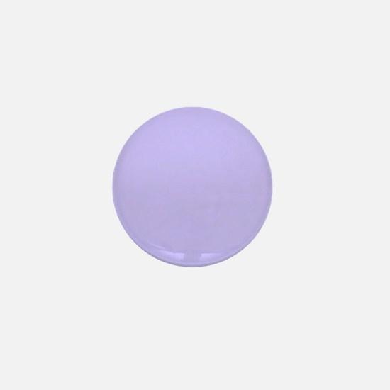 Light Purple Solid Color Mini Button