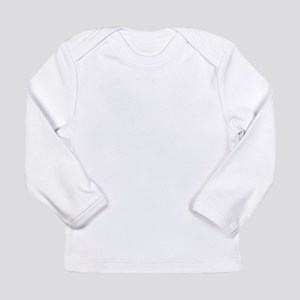 White Solid Color Long Sleeve T-Shirt