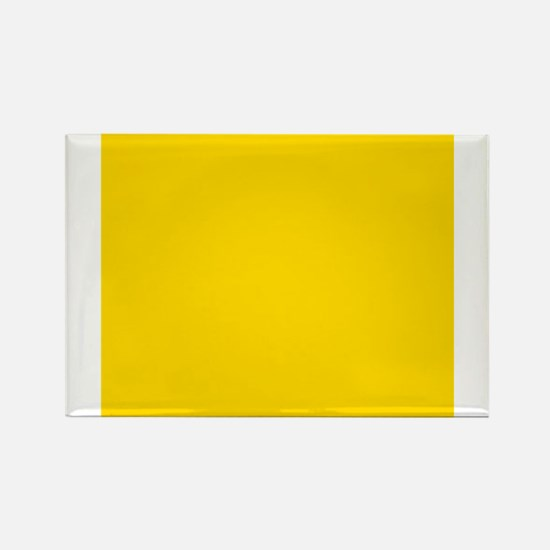 Mustard Yellow Solid Color Magnets