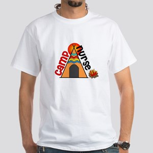 Camp Nurse Tee Pee T-Shirt