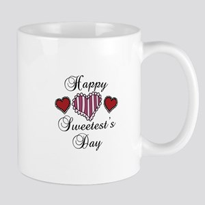 Happy sweetests day Mugs